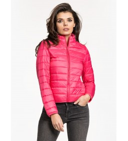 "Mustang  ""Fake Down Jacket"" Pink"