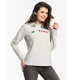 "Mustang ""Fancy Sweatshirt"" Gray"