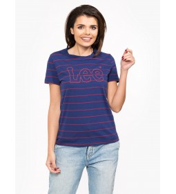 "Lee ""Striped Tee"" Blueprint"