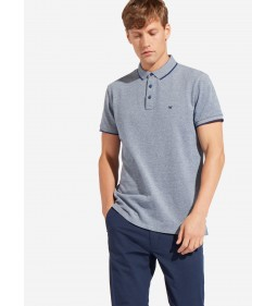 "Wrangler ""Refined Polo"" Blue Depths"