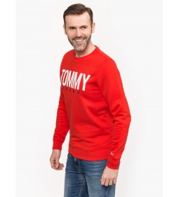 "Tommy Jeans ""Essential Logo"" Red"