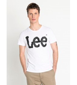 "Lee ""Logo Tee"" White"