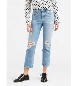 "Levi's ""501® Crop"" Authentically Yours"