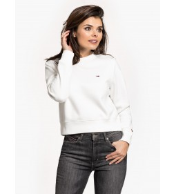 """Tommy Jeans """"Side Seam Detail"""" White"""