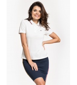 "Tommy Jeans ""Polo Tommy Classics"" White"