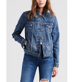 "Levi's ""Original Trucker"" Soft As Butter Dark"