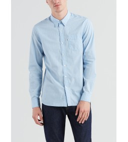 "Levi's ""Sunser 1 Pocket Shirt"" Arctic Blue"