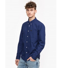 "Lee ""Button Down"" Blueprint"