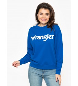 "Wrangler ""Retro Sweat"" Turkish Sea"