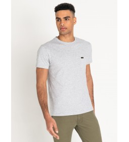 "Lee ""Ultimate Pocket Tee"" Sharp Grey Mele"