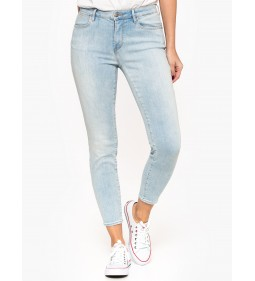 "Wrangler ""Skinny Crop"" Crystal Blues"