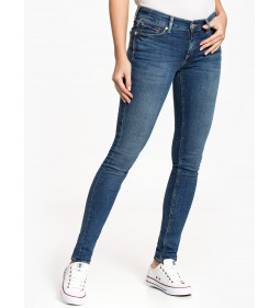 "Tommy Jeans "" Mid Rise Skinny Nora""  911"