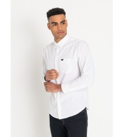 "Lee ""Button Down"" White"