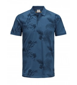 "Jack & Jones ""Jorfun Polo"" Ensign Blue"