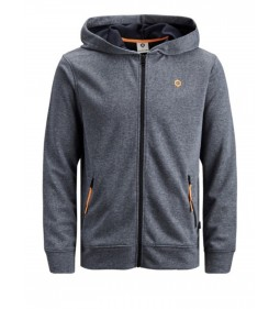 "Jack & Jones ""Jcomart Sweat Zip"" Captain"