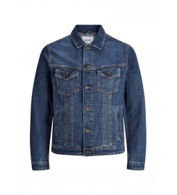 "Jack & Jones ""Ialvin Jacket"" Blue Denim"