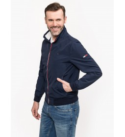 """Tommy Jeans """"Essential Casual Bomber"""" Blue"""