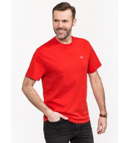 "Tommy Jeans ""Tommy Classics Tee"" Red"