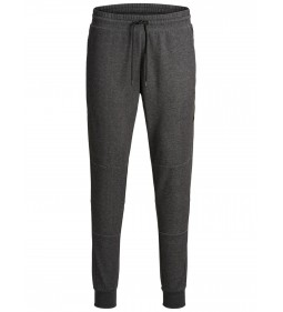 "Jack & Jones ""Iwill Jjclean Nb Sweat Pants"" Dark Grey Melange"