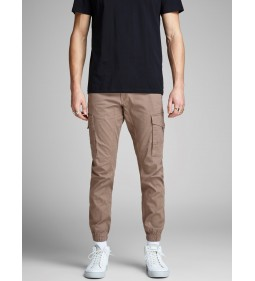 "Jack & Jones ""Ipaul Jjflake"" Walnut"