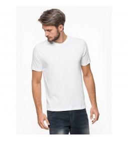 "Silesia Jeans ""Basic M01C Men TS SS"" White"