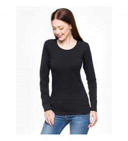 "Silesia Jeans ""Classic L01E Women L/S"" Black"