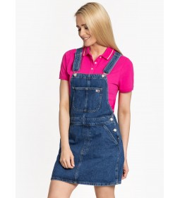 "Tommy Jeans ""Classic Dungaree Dress"" PRPMS"