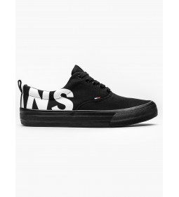 "Tommy Jeans ""Logo Classic Sneaker"" Black"