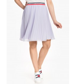 "Tommy Jeans ""Pleated Skirt"" Purple"