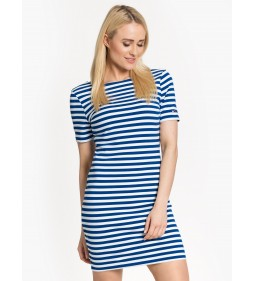 "Tommy Jeans ""Classics Bodycon Dress"" Blue"