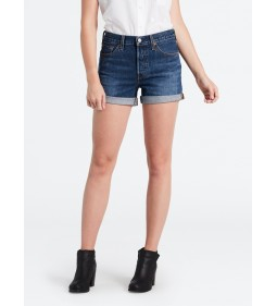 "Levi's ""501® Short Long"" Blue Blue"