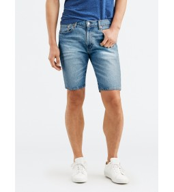 "Levi's ""502 Taper Hemmed Short"" Harbour"