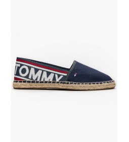"Tommy Jeans ""Pop Webbing Espadrille"" Midnight"