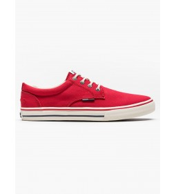 "Tommy Jeans ""Textile Sneaker ""Tango Red"
