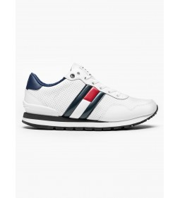 "Tommy Jeans ""Lifestyle Sneaker"" White"