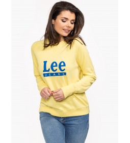 "Lee ""Graphic Sws""  Yellow Sign"