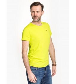 "Tommy Jeans ""Essential Jaspe Tee"" Green"
