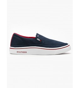 "Tommy Hilfiger ""Lightweight Slip On Sneaker"" Midnight"