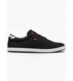 "Tommy Hilfiger "" Essential Oxford Sneakers"" Black"