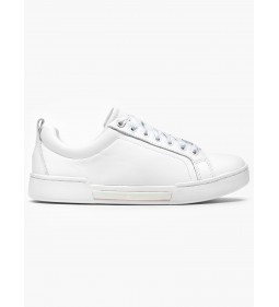 "Tommy Hilfiger ""Iridescent Fashion Sneakers"" White"
