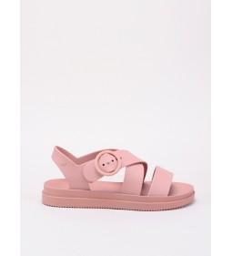 "Zaxy ""Street Sand Plat Fem"" Pink"