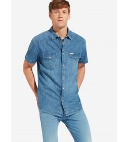 "Wrangler ""Western Shirt"" Mid Used"