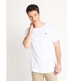 "Lee "" Trend Fit Tee"" Bright White"