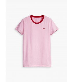 "Levi's ""Perfect Tee"" Pink Lady"