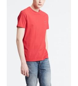 """Levi's """"Original Hm Tee"""" Brilliant Red"""