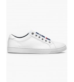 "Tommy Hilfiger ""Elastic City Sneaker"" White"