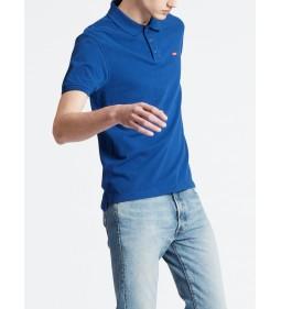"Levi's ""Housemark Polo"" Sodalite Blue"