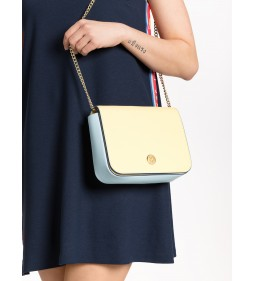 """Tommy Hilfiger """"Honey Crossover"""" Yellow"""