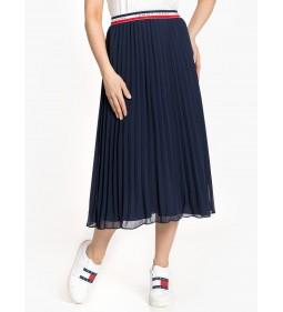 "Tommy Jeans ""Modi Pleated Skirt"" Navy"