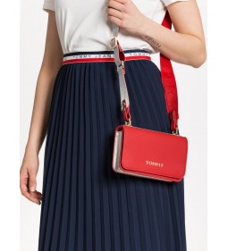 "Tommy Hilfiger ""Statement Crossover"" Red"